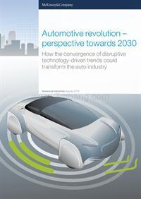 <em>麦肯锡</em>-Automotive+revolution+perspective+towards+2030